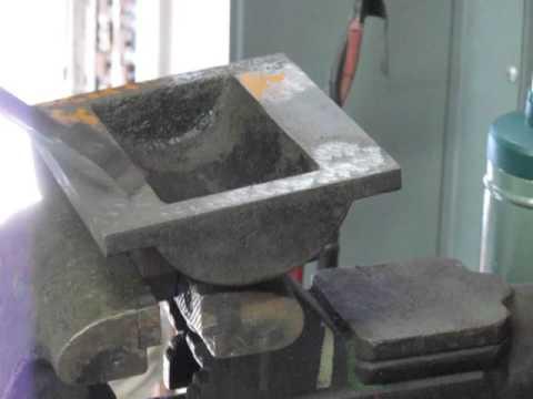 Power Scraping a Steam Engine D (slide) valve