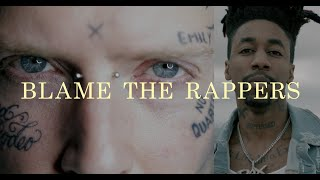 "Tom MacDonald ft. DAX - ""Blame The Rappers"""