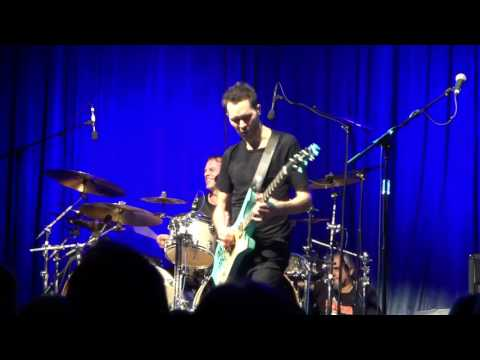 Thomas Lang drum solo + Paul Gilbert Technical Difficulties, Leamington Assembly 29 October 2016