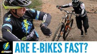 Are E Bikes Fast? | EMBN Vs GMBN