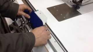 Швейна машина Дюркопп (Duerkopp Adler AG) 739-23-1 для обточування дрібних деталей