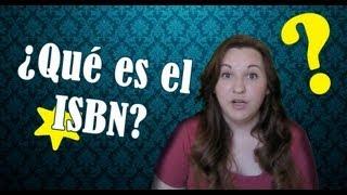 ¿Qués es el ISBN?
