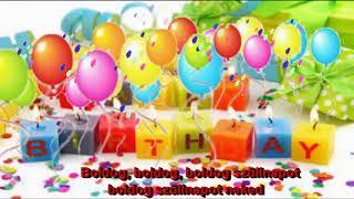 Lenny Kravitz Happy Birthday /Boldog szülinapot (magyar felirat)