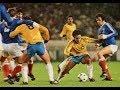 France 1-0 Brazil (1978) // Michel PLATINI Goal