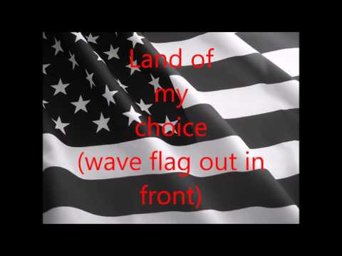 This Is My Country Sing Along