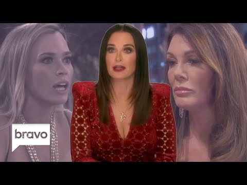 Lisa Vanderpump Is Caught In A Lie | The Real Housewives of Beverly Hills | Bravo