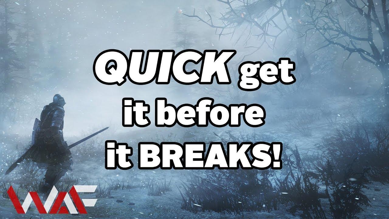 Dark Souls 3 21 9: Update #1 - YouTube