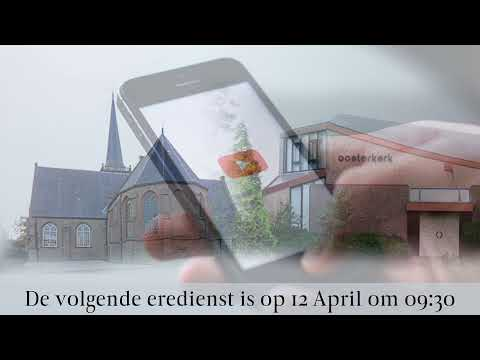 5 April 2020 Avond Ds. R.W. Van Mourik | Hervormd Ouderkerk