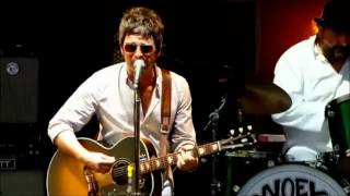 Noel Gallagher - The death of you and me / Live at V Festival
