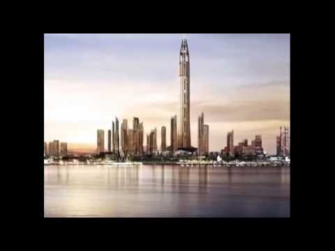 Nakheel Tower video