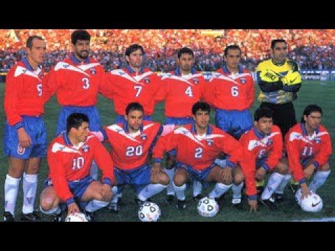 Chile vs Bolivia Clasificatorias Mundial de Francia 1998