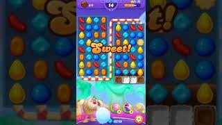 Candy Crush Friends Saga - Level 74 Gameplay.
