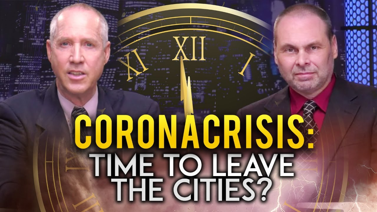 CoronaCrisis: Time to Leave the Cities? (LIVE STREAM)