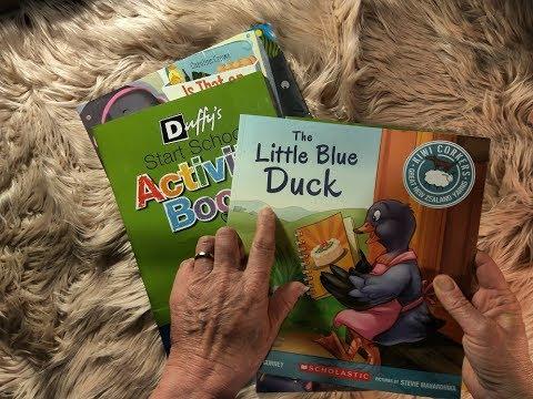 ASMR:  Duffy Book Program ||Reading - Soft Voice / Whisper