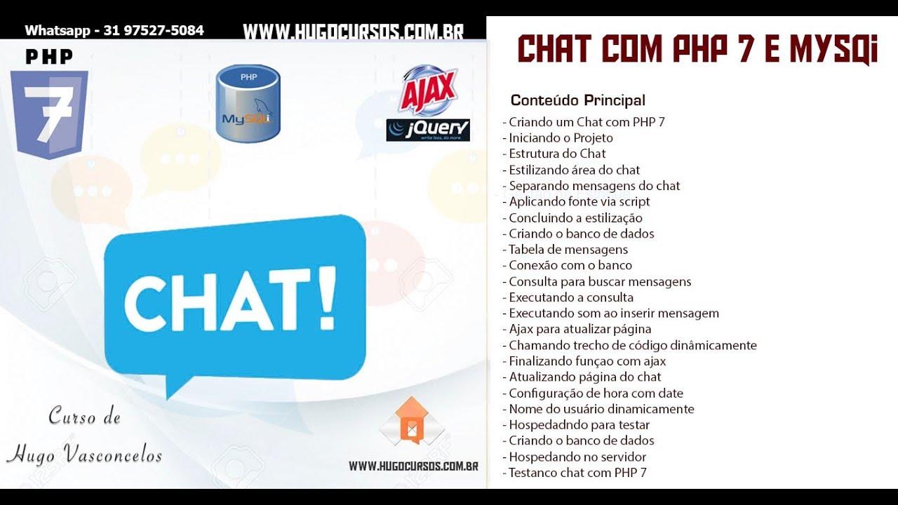 Chat chat com