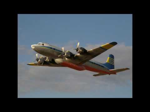 Douglas Company Plane Ages Dc1 to Dc11/Md11