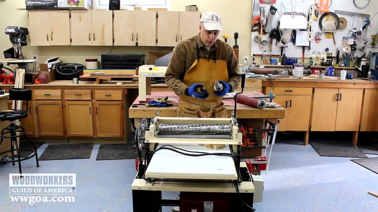 electric wood planers & molding machines | made in usa