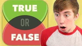 TRUE OR FALSE - TEST YOUR WITS! (iPhone Gameplay Video)