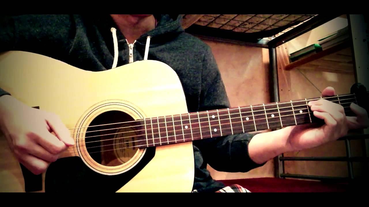Magkabilang Mundo - Jireh Lim (Fingerstyle guitar cover) - YouTube