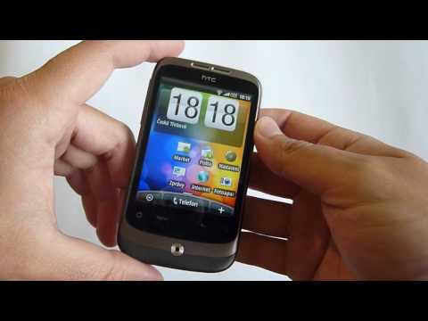 HTC Wildfire: Videopohled