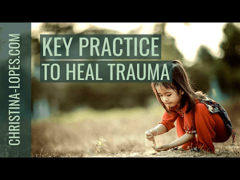 This Powerful Shamanic Practice Can Heal Your Painful Childhood Trauma
