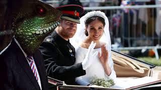 Jaká je pravda 2. Proč si Reptiliánsky Princ Harry vzal Meghan Markle?