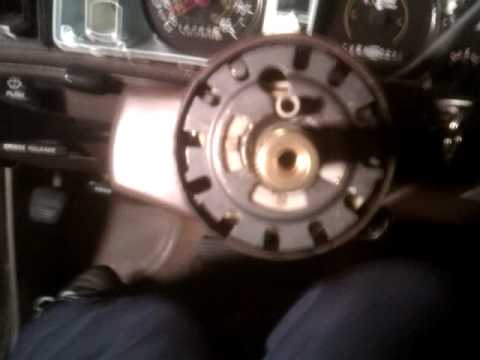 how to rebuild a tilt steering column video 2 YouTube