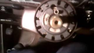 how to rebuild a tilt steering column video #2