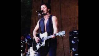 Bruce Springsteen - LONESOME VALLEY  1993 (audio)