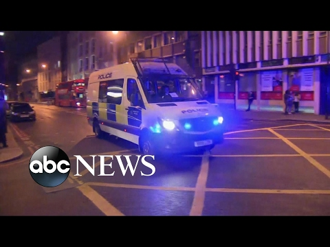 Deadly terror attack on London Bridge