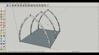 How To Draw Gothic Arch