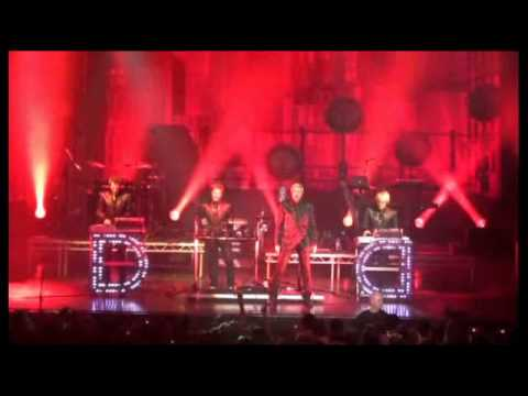 Duran Duran - Electro Set part 1 (KB Hall, Copenhagen, Denmark, June 22, 2008)