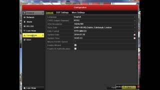 hikvision dvr beep how to stop