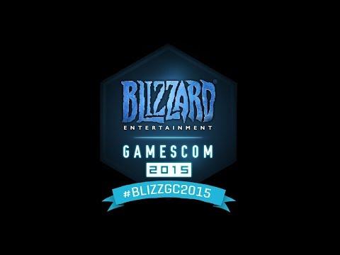 Video Games Live Concert at gamescom #BlizzGC2015