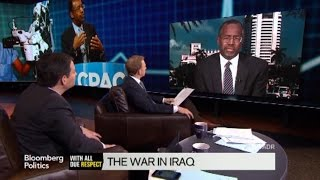 Ben Carson: Bush Saw Saddam Hussein 9/11 Connection