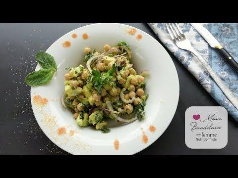 recette-en-vidéo:-salade-de-pois-chiches