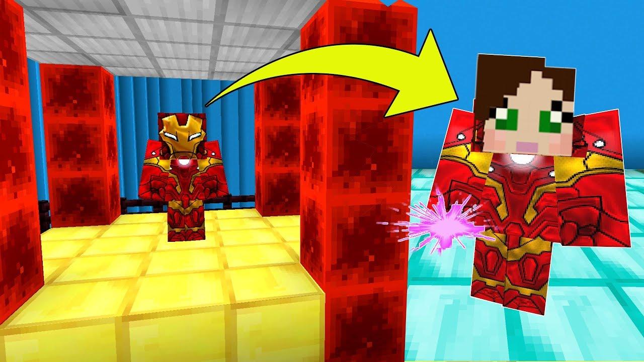 Minecraft Superhero Tycoon Build A Superheroes Factory