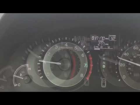 2016 Honda Odyssey Transmission Problems