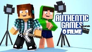 Minecraft : VAMOS FAZER UM FILME NO MINECRAFT !! ( Minecraft Filme )