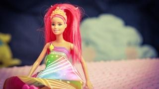 Barbie Teczowa Ksiezniczka, Rainbow Princess
