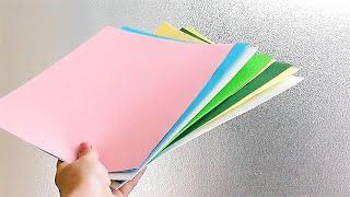 как сделать из бумаги и картона открытка сердечко
