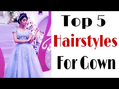 top-5-hairstyle-for-gown-|-open-hair-hairstyles-|-juda-hairstyles-|-hair-style-girl