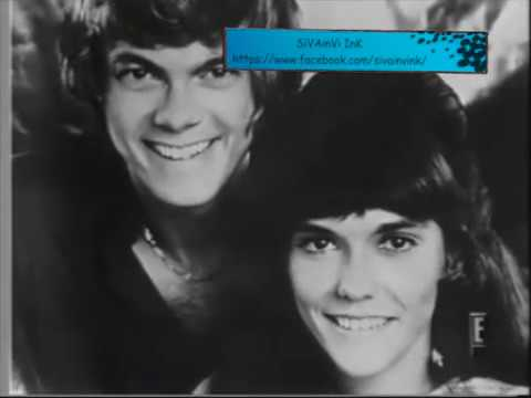 CARPENTERS KAREN CARPENTER DOCUMENTARY  E TRUE HOLLYWOOD STORY