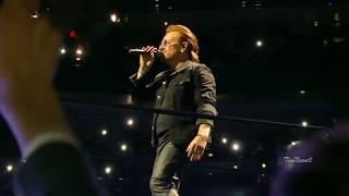 "U2 ""The Lights of Home"" (4K, Live, HQ Audio) / Omaha / May 19th, 2018"