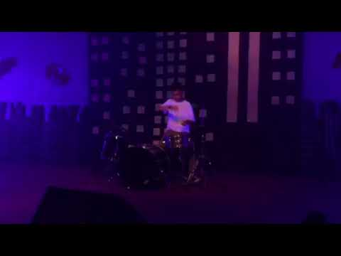 Dylan Robinson 12 year old drummer