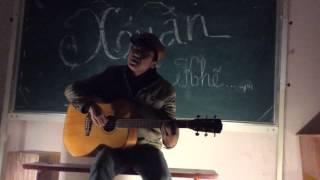 Vẽ- guitar An Sơn- Cajon Tanlx