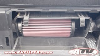 Polaris Donaldson Premium Air Filter Upgrade – Meta Morphoz