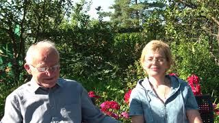 Осенние стихи, написанные в 2017 году, читают Анатолий и Татьяна Гордукаловы.. ЧАСТЬ 1.