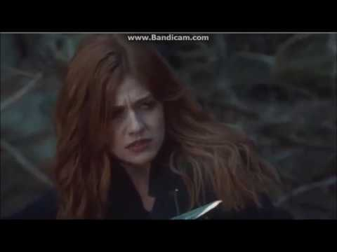 Shadowhunters 2x16 - Clary Sees Angel Ithuriel