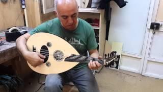 SPECIAL PROFESSIONAL OUD BY MUSTAFA COPCUOGLU